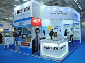 Acetech Exhibits At EBTI